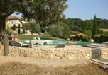 Location vacances Saint-Paul-lès-Durance - Luxurious Holiday Home with Pool in Pertuis France-1