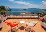Hôtel Ibiza - Hotel Cenit & Apts. Sol y Viento-4