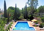 Location vacances Cunit - Holiday Home Masia Torrents Apart. 6 pers.-1