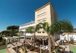 Hôtel Huelva - Pato Rojo-1