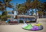 Hôtel Río San Juan - Kite Beach Inn-4
