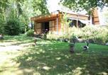 Hôtel Saulieu - Chambre d'hôte avec sauna / maison bio climatique-4