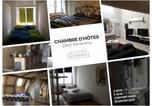 Hôtel Saint-Hippolyte - Chez Alain Prevu-1