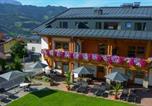 Location vacances Sankt Johann im Pongau - Pension Edelweiß-2