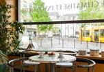 Hôtel Mulhouse - The Originals City, Hôtel Salvator, Mulhouse (Inter-Hotel) - Room Service disponible-2