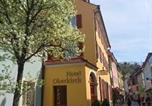 Hôtel 4 étoiles Fribourg-en-Brisgau - Hotel Oberkirch-1