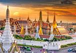 Location vacances Bangkok - Thai private House in old town Bkk(Airport Pickup)-1