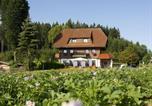 Location vacances Sankt Märgen - Gasthaus Schweizerhof-1
