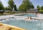 Camping 4 étoiles Marcilly-sur-Eure - Camping Sandaya International Maisons Laffitte-3