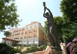 Hôtel Badalone - Gran Hotel Aqualange - Balneario de Alange-4