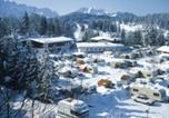 Camping  Acceptant les animaux Allemagne - Alpen-Caravanpark Tennsee-2