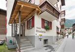 Hôtel Zermatt - Hotel Rhodania-3