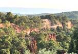 Location vacances Roussillon - Terrasse Des Ocres-4