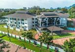 Hôtel Ipoh - Putrade Allsuites at Rpgc-1
