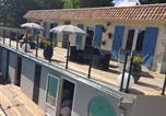Hôtel Cabourg - Hotel la piscine-3