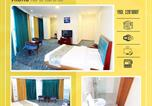 Hôtel Mongolie - Etugen Hotel-3