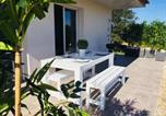 Location vacances Bonifacio - Maison , Clim, , piscine-1