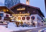 Hôtel Kirchberg-en-Tyrol - Gasthof Unterm Rain-2