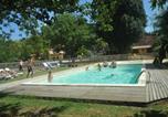 Camping 4 étoiles Badefols-sur-Dordogne - Camping la Ferme de Perdigat-1