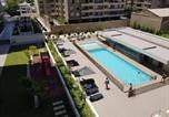 Location vacances Pirque - Departamento en Ñuñoa - Barrio Italia-4