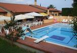 Hôtel Province de Livourne - Residence Alithai-4