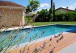 Location vacances Génissac - L'Ô douce St Emilion-1