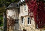 Location vacances  Ariège - Loge du Chateau de Pouech-4