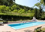 Location vacances Fabriano - Apartment with one bedroom in Fabriano with shared pool furnished terrace and Wifi-4