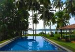 Villages vacances ගාල්ල - Esperanza Beach Villa and Spa-1