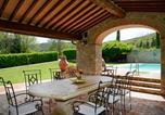Location vacances Gaiole in Chianti - Gaiole in Chianti Villa Sleeps 8 Pool Air Con Wifi-4