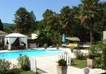 Hôtel Rieux-de-Pelleport - La Caldamente-1