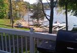 Location vacances Lake George - Tea Island Two-Bedroom House-2