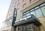 Hôtel Himeji - Dormy Inn Himeji Natural Hot Spring-1