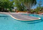 Camping avec Piscine Aveyron - Camping Millau Plage-4