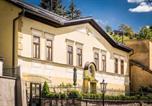 Location vacances Banská Štiavnica - Villa Maria art&style accommodation-1