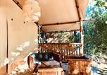 Camping avec Site nature Vinsobres - Hôtel de Plein Air Suze Luxe Nature-2