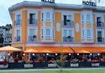 Hôtel Lugrin - Hotel The Originals Évian-les-Bains Alizé (ex Inter-Hotel)-1