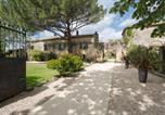 Hôtel 4 étoiles Castillon-du-Gard - La Bégude Saint Pierre