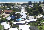 Hôtel Merimbula - Tathra Beach House Holiday Apartments-1