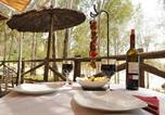 Location vacances  Badalone - Casa Rural &quote;Casa Isla del Zújar&quote;-2