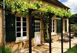 Location vacances Billy-sur-Oisy - Kimaro Farmhouse Holiday Cottage-4