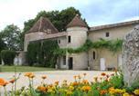 Hôtel Angoulême - Château de la Tour du Breuil-1