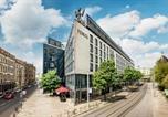 Hôtel Dresde - Penck Hotel Dresden-3