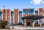 Hôtel Midland - Best Western Plus North Odessa Inn & Suites-1