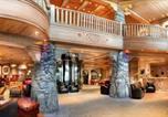 Hôtel 4 étoiles Aime - Cgh Résidences & Spas Orée Des Cimes-3