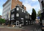 Hôtel Eindhoven - Budgethotel de Zwaan-1