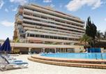 Location vacances Puerto de la Cruz - Nice apartment in Puerto de la Cruz with Outdoor swimming pool, Wifi and 1 Bedrooms-1