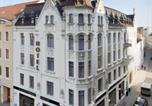 Hôtel Görlitz - Akzent Hotel Am Goldenen Strauss-2