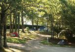 Camping avec Site nature Golinhac - Pôle touristique Bellevue-4