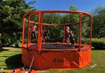 Camping avec Piscine Andryes - Camping Ty Nénez-4